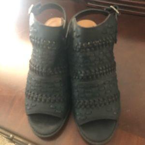 Bootie sandals